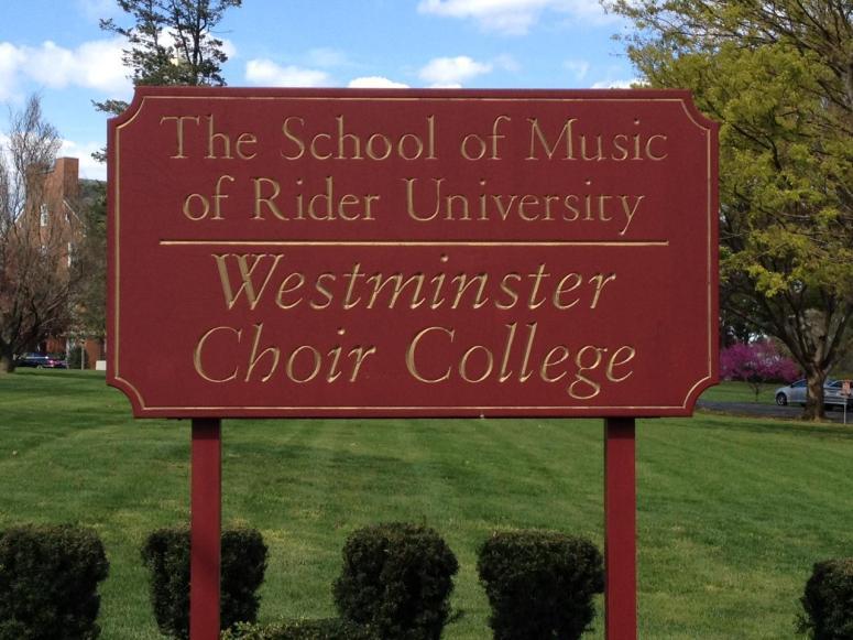 News: Westminster Choir College
